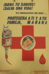 dona tu sangre salva una vida
