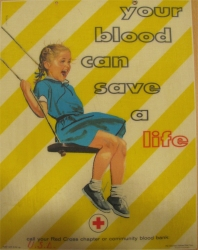 your blood can save a life