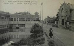 76510 st nicolas d'aliermont - collège Claude Monet