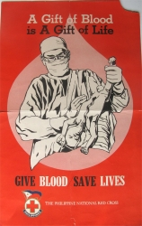 a gift of blood is a gift of life
