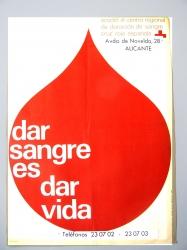 dar sangre es dar vida