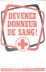 devenez donneur de sang