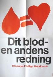 dit blod en andens redning danmarks