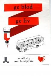 ge blod ge liv