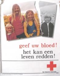 geef uw bloed