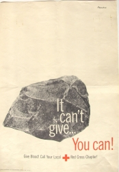 it can't give