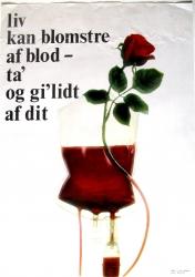 liv kan blomstre af blod-ta' og gi'lidt af dit