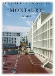 Lycée Montaury (Albert Camus)30034 Nîmes
