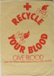 recycle your blood
