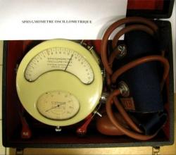 sphygmometre oscillométrique