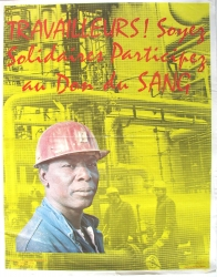travailleurs soyez solidaires