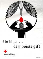 Uw bloed de mooiste gift