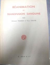 réanimation et transfusion sanguine